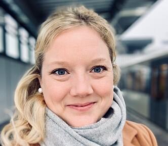 DØDSSTILLE: Bystyrerepresentant Aina Stenersen mener byråd Tone Tellevik Dahl ikke har holdt bystyret tilstrekkelig informert i saken. Foto: Bjørn Inge Bergestuen