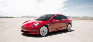 Nå kommer billig-Tesla'en