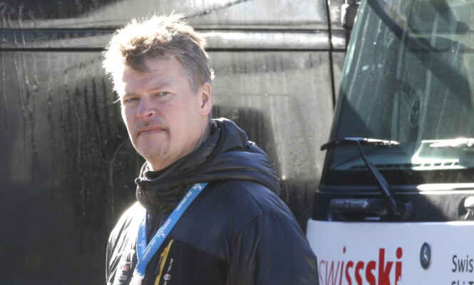 Tomas Pettersson. Foto: NTB scanpix