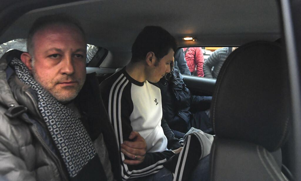 TATT: Mafiatoppen Marco Di Lauro ble lørdag arrestert etter 14 år på rømmen. Foto: PA Photos / NTB scanpix