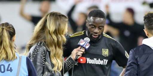 image: Diomande avgjorde for Los Angeles FC