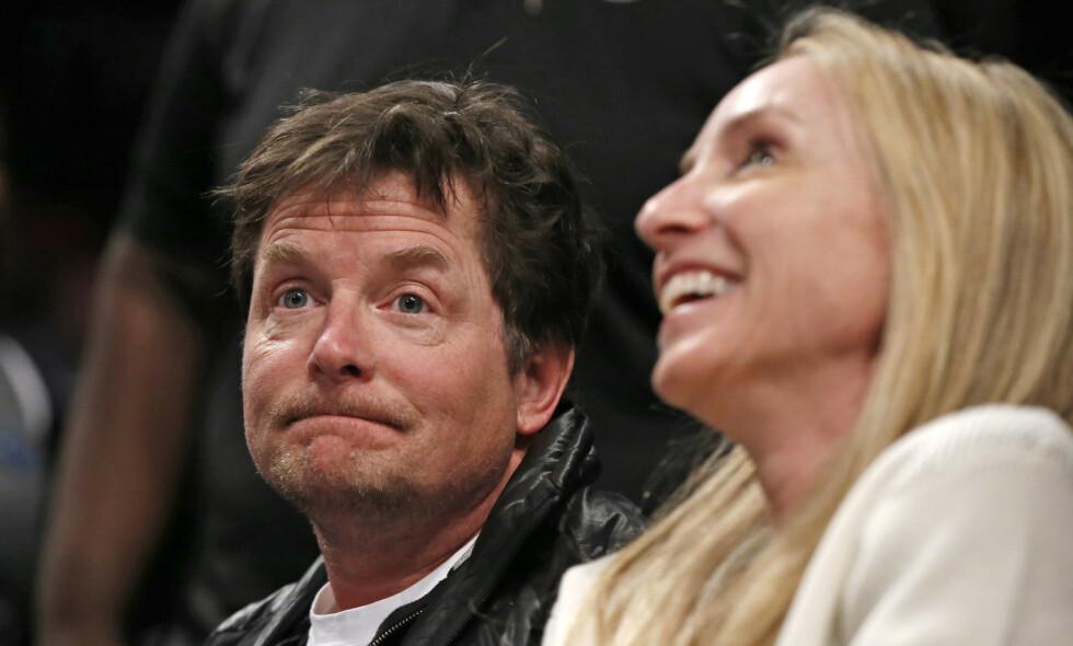 TUNG PERIODE: Skuespiller Michael J. Fox har i et større intervju med The New York Times gått i detalj om det vanskelige året han har lagt bak seg. Foto: NTB Scanpix