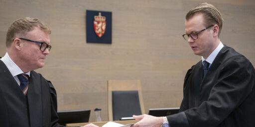 image: Eks-politimann nekter for sex-misbruk og tyveri av dop og narkotika