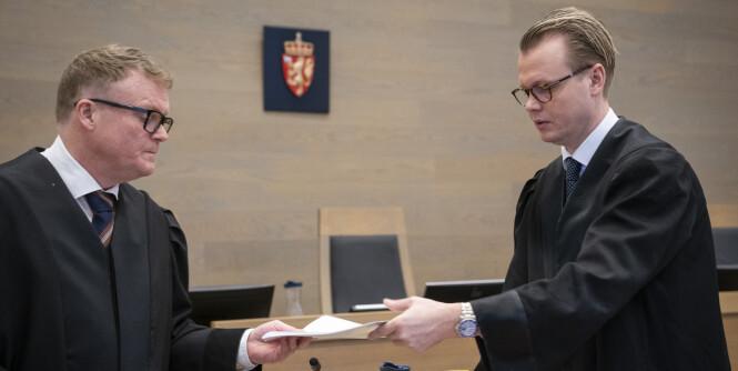Eks-politimann nekter for sex-misbruk og tyveri av dop og narkotika