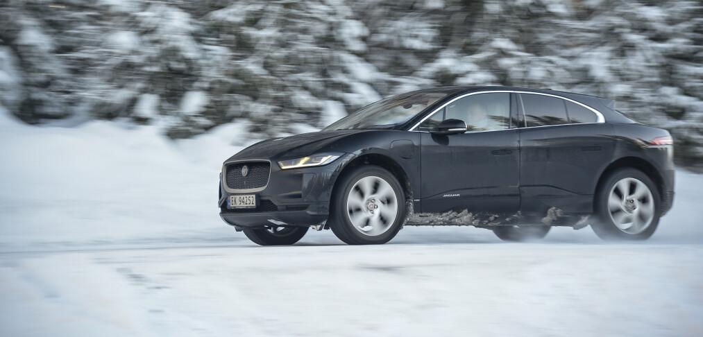 Jaguar I-Pace ble årets bil i Europa 2019!