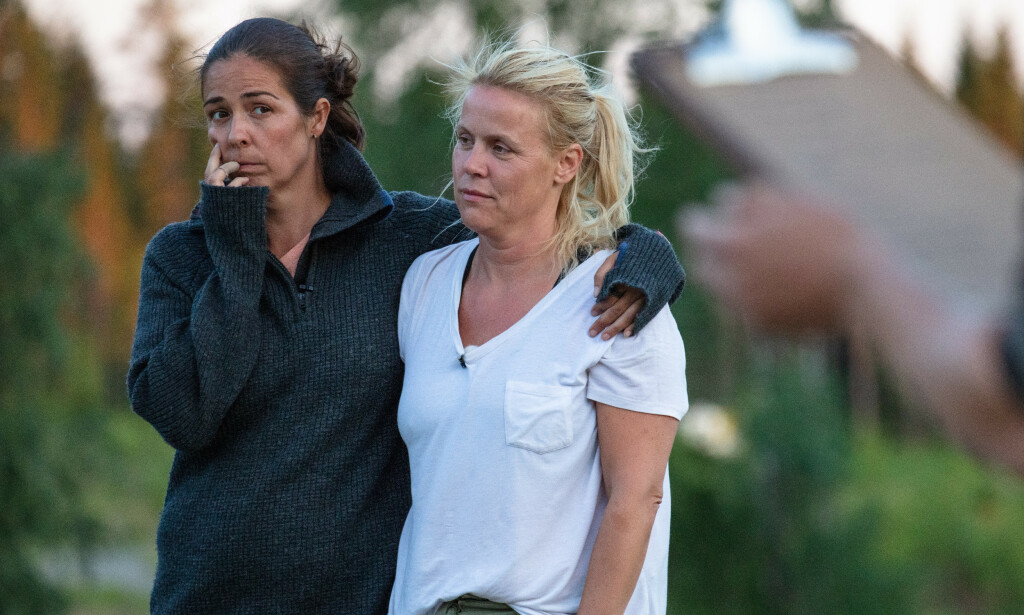 GLEDET SEG: Johanna Grønneberg hoppet rett i dusjen etter exiten. Foto: Alex Iversen / TV 2