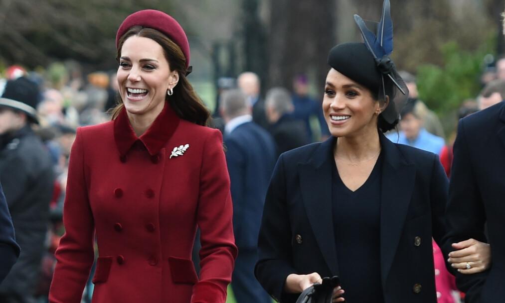 <strong>IVERKSETTER TILTAK:</strong> Det britiske kongehuset delte mandag en rekke retningslinjer for netthets på sosiale medier-kontoene til kongefamilien. Foto: NTB scanpix