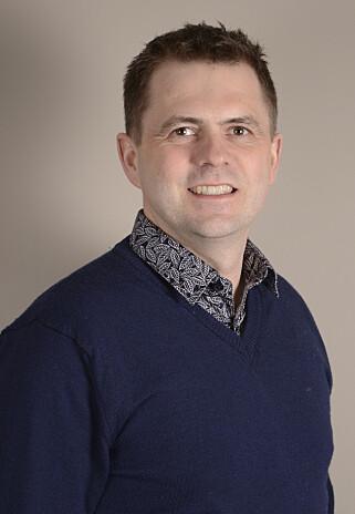 TAR GREP: Jørgen Tistel, avdelingsdirektør i Fylkesmennenes fellesadministrasjon. Foto: Fylkesmennenes fellesadministrasjon