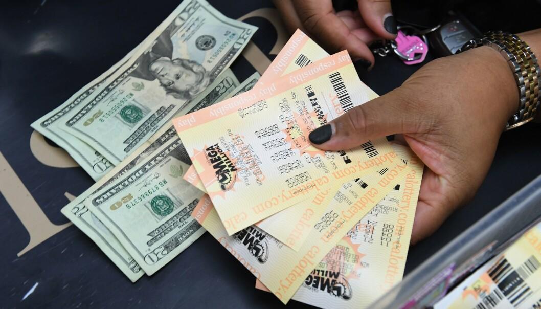 Innkasserer tidenes Lotto-gevinst etter fem måneder