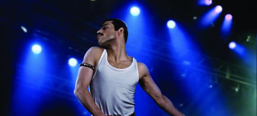 Kina sensurerer homofili fra «Bohemian Rhapsody»