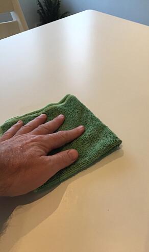 image: Fem familier fikk teste ny kjøkken-rengjøring. Her er dommen!