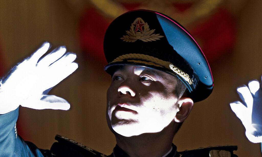 image: Kina er klar til tøff kamp