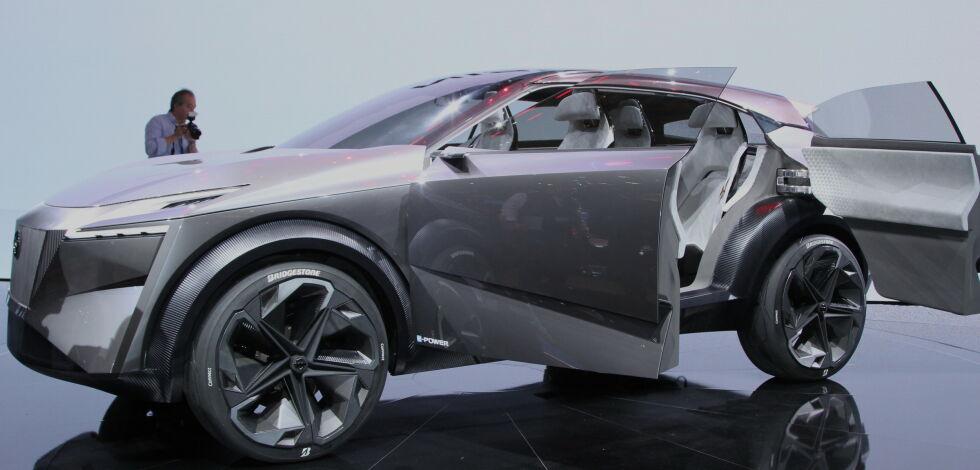 image: Dette kan bli nye Nissan Qashqai