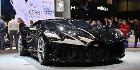 image: Tidenes dyreste nybil