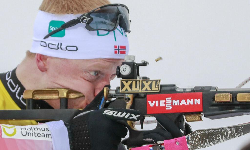 image: Slik gjennomføres VM i skiskyting
