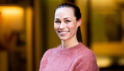 <strong>FORBRUKERØKONOM:</strong> Cecilie Tvetenstrand er forbrukerøkonom og finansiell rådgiver i Danske Bank. Foto: Danske Bank/Sturlason.