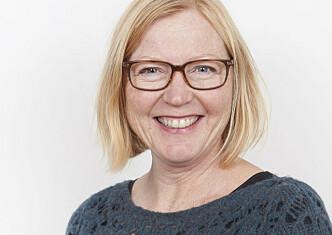 Liv Anita Brekke i Demenslinjen. Foto: Nasjonalforeningen for folkehelsen