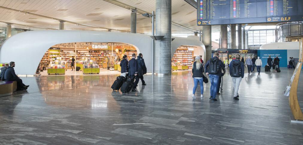 Disse norske flyplassene har Europas beste kundeservice