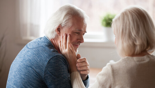- Mange opplever det som en lettelse når demensdiagnosen kommer
