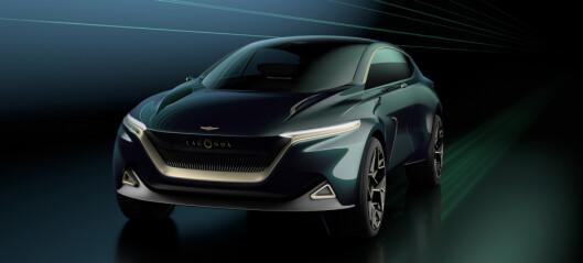 Ny luksus-SUV fra Aston Martin