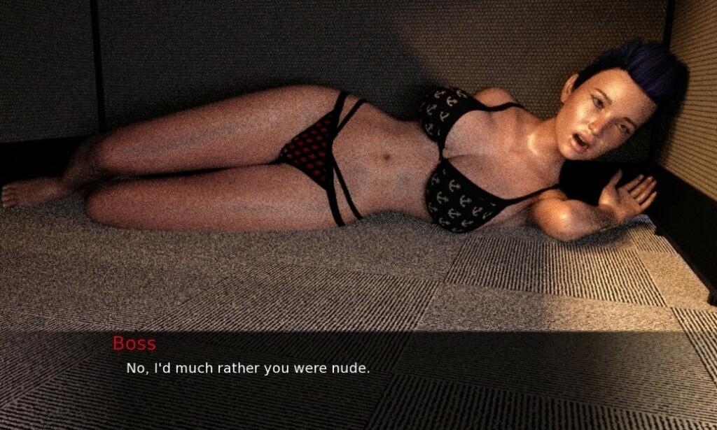 KONTROVERSIELT: Spillet «Rape Day» har fått mange til å se rødt. Nå vurderer Valve om det skal legges ut på deres spillplattform Steam. Skjermdump: Steam