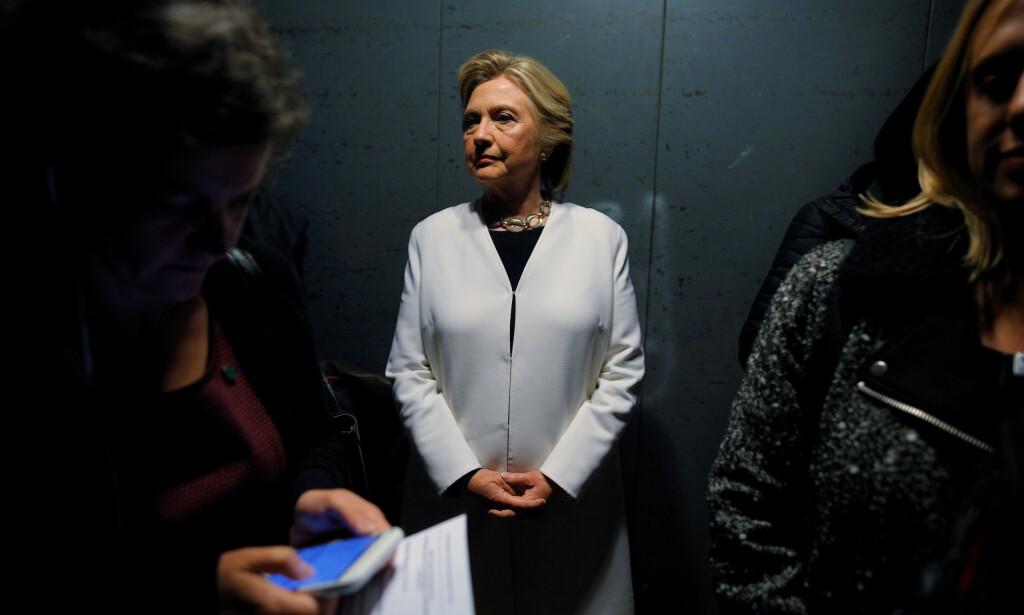 OMRINGET AV KONTROVERSER: Tidvis har den tidligere førstedamen, senatoren, utenriksministeren og presidentkandidaten Hillary Clinton nærmest vært omsvøpet av skandaler. Det er én av grunnene til at hun er så uppoulær i visse deler av det amerikanske samfunnet. Foto: Reuters / NTB Scanpix