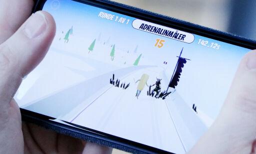 image: Slik lagde VG skispillet Løype