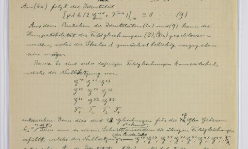 image: Ukjente brev kaster nytt lys over Einstein