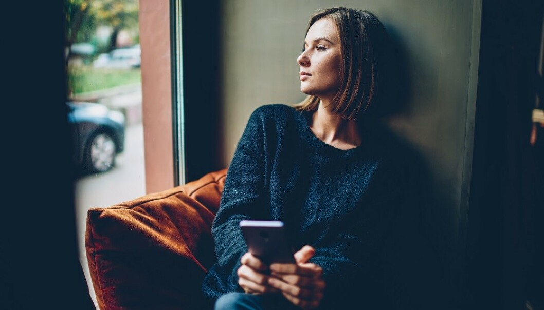 REDD FOR AVVISNING: Personer med telefonskrekk kan føle på redsel for å bli avvist. FOTO: NTB Scanpix