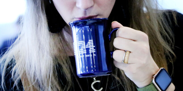 image: Disse utviklerne drikker mest kaffe