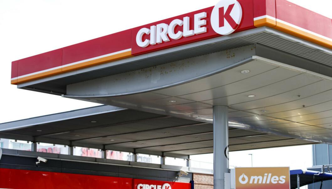 VIL TILBY LYNLADING: Circle K er første bensinsstasjonskjede som vil tilby lynlading.