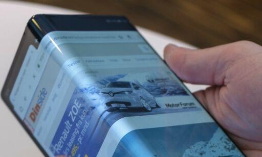 image: Vi har prøvd Huawei Mate X
