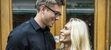 Anna (47) forlovet med 20 år yngre David