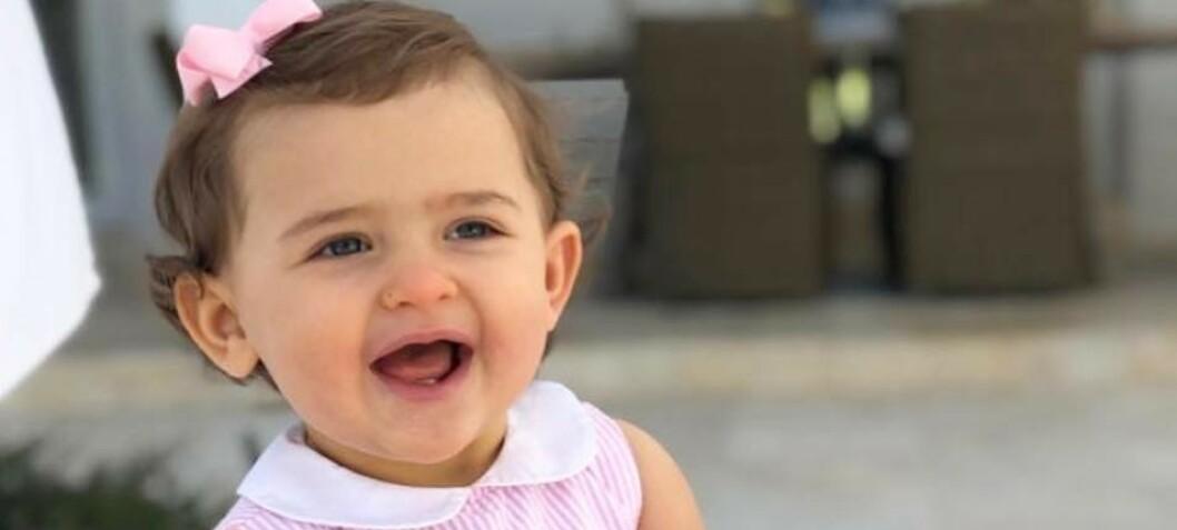 Madeleies yngste hjerteknuser fyller ett år