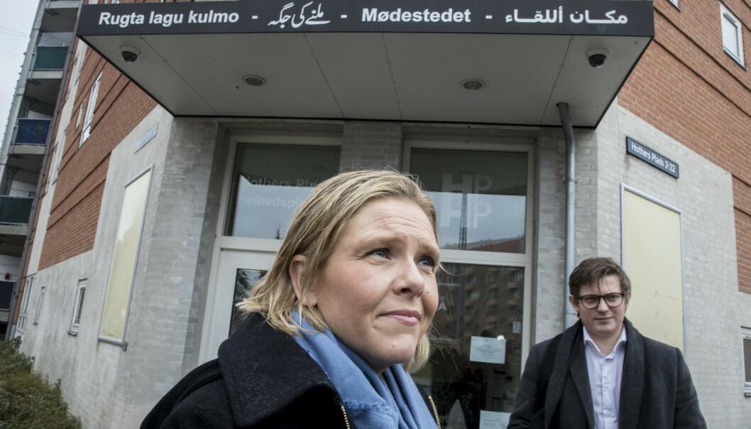Sylvi Listhaug i tvil om lederverv i Frp