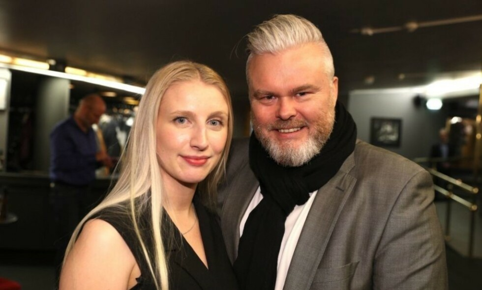 FORLOVET: Rein Alexander har fridd til sin kjære Marie Bjaaland Aadalen. Foto: Andreas Fadum / Se og Hør