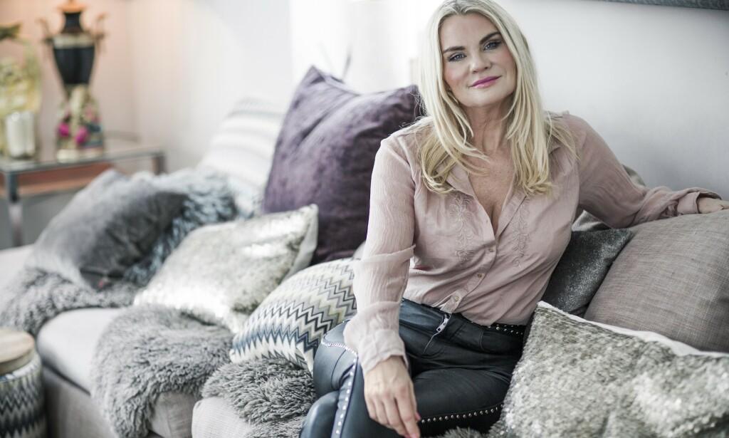 «SLADRETE OG PLAPRETE»: Kriktikerslakt forandret Mia Gundersen Leliënhof (57), hun ble sårbar og fikk prestasjonsangst. Har anmeldere for mye makt? Foto: Astrid Waller