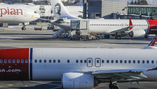 Norwegian stuper på børsen etter flyulykken i Etiopia