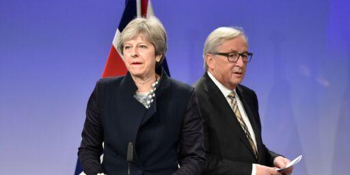 image: Brexit-krise uten avtale i kveld