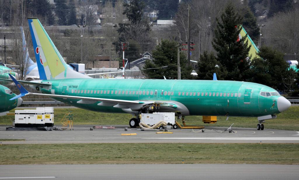 image: Boeing oppdaterer programvaren på MAX-flyene