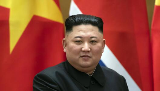 99,99 prosent valgoppslutning i Nord-Korea