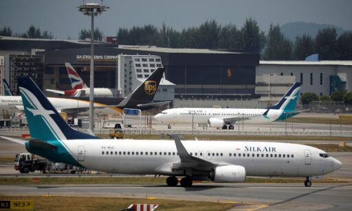 image: Australia stenger luftrommet for Boeings 737 MAX 8-fly