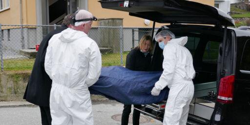 image: Mistenkelig dødsfall i Bergen