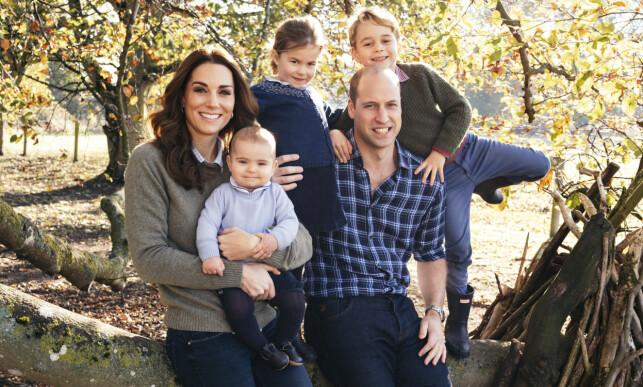 SKJERMET OPPVEKST: Selv om både prins Louise, prinsesse Charlotte og prins George har vært en del av offentligheten siden de ble født, prøver Kate og William å gi barna en så normal oppvekst som mulig. Foto: AP / NTB Scanpix