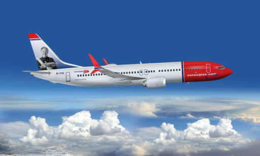 image: Slik forsvarte Norwegian flyene. Så kom helomvendingen