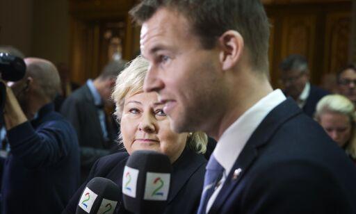 image: Lot KrF endre Høyres abortpolitikk