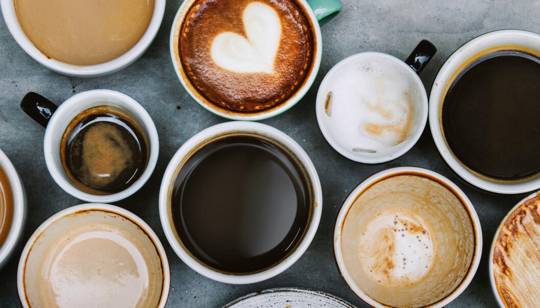 KAFFEKOS: Dersom du plages med dårlig søvn eller uro i kroppen, kan du drikke koffeinfri kaffe og få samme gleden.