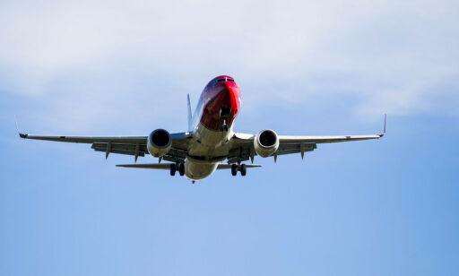 image: Norwegian-fly på bakken. Dette har berørte krav på