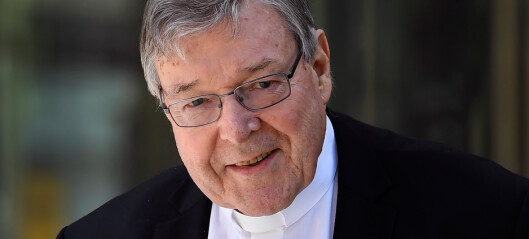 Kardinal Pell dømt til seks års fengsel for seksuelle overgrep mot korgutter