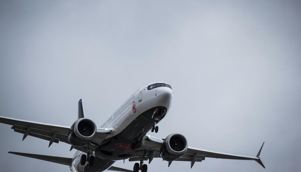 Piloter meldte om problemer med to amerikanske 737 MAX 8-fly
